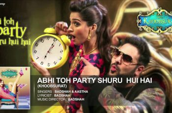 Abhi Toh Party Shuru Hui Hai Mp3 Song Download