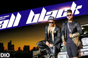 All Black Mp3 Song Download