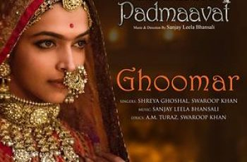 Ghoomar Mp3 Song Download