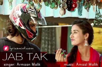 JAB TAK Mp3 Song Download