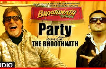Party With The Bhoothnath Mp3 Song Download