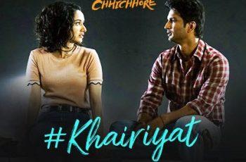 Khairiyat Mp3 Song Download