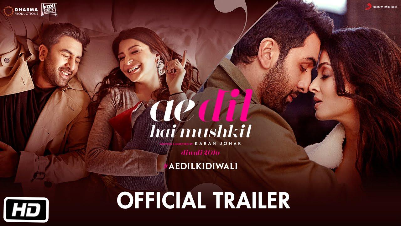 Ae Dil Hai Mushkil Mp3 Song Download