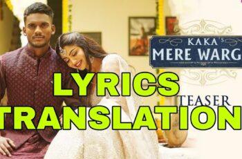 KAKA : MERE WARGA Mp3 Song Download