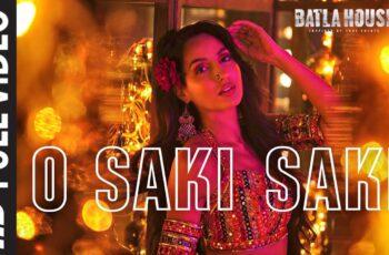 O SAKI SAKI Mp3 Song Download